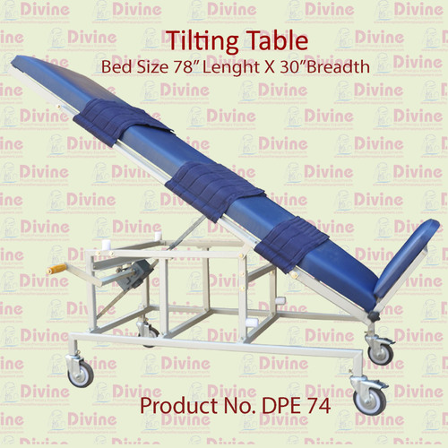 Tilting Table with 78