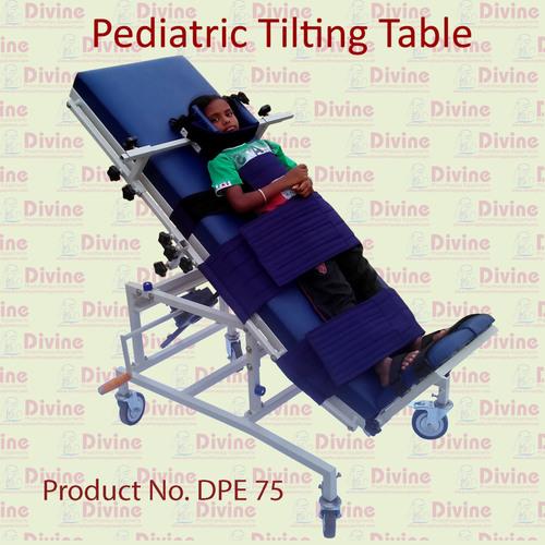 Pediatric Tilting Table