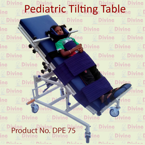 Pediatric Tilting Table