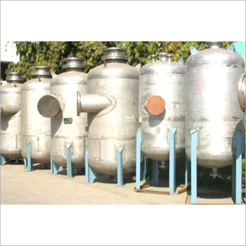 Heigh  Pressure Vessel