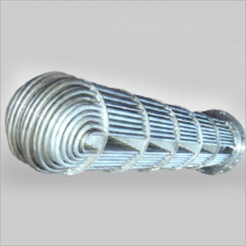 SS Tube Bundle Heat Exchanger