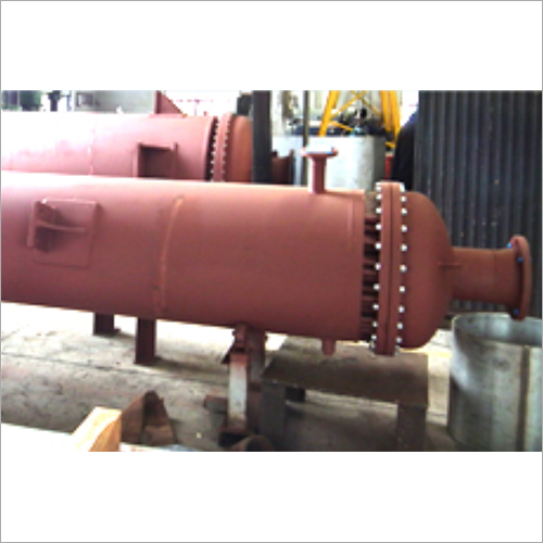 Double Tubesheet Heat Exchanger