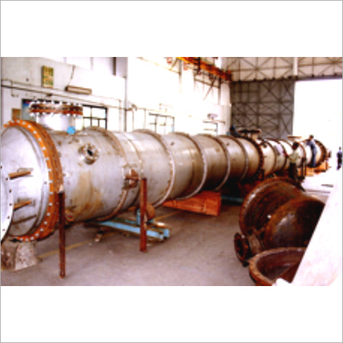 Diameter Heat Exchanger Column