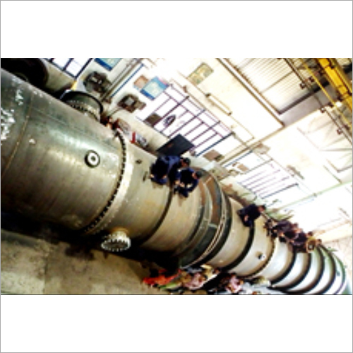 High Diameter Heat Exchanger Column