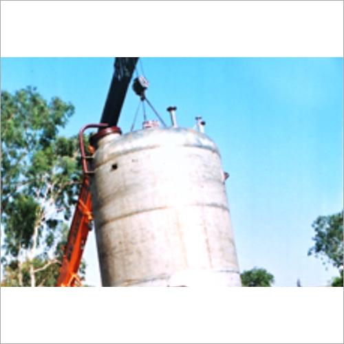 30 KL High Pressure Bullet Tank