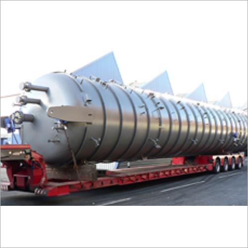 90 KL High Pressure Bullet Tank