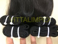Natural Weft Hair Extension