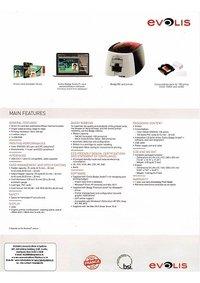 Evolis Badgy200 Card Printer (The affordable card printing solution)
