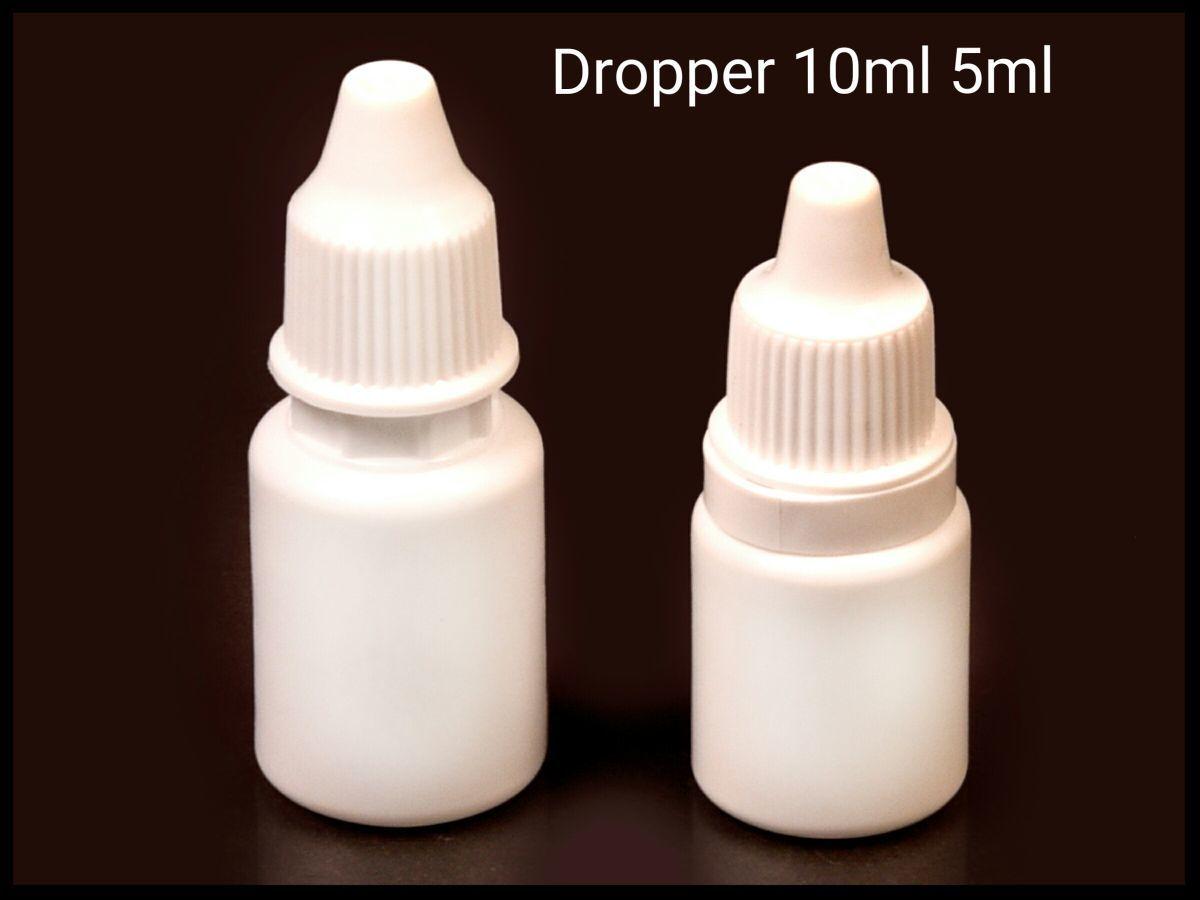 HDPE Pesticides Bottle