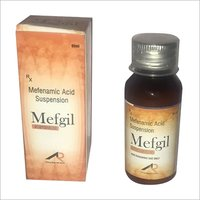 Mefenamic Acid Suspension