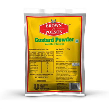 Natural Custard Powder