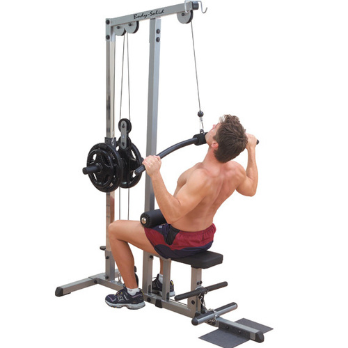 Lat Pulldown Wide Grip Machine