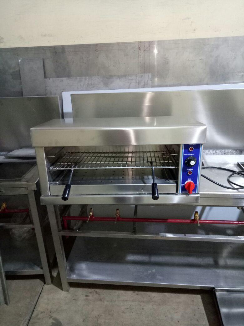 Salamander Grill Machine