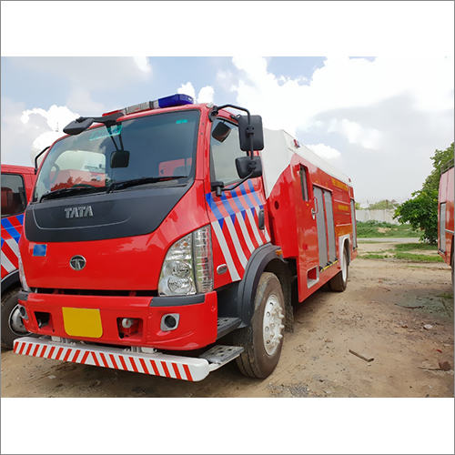 Rental Services Of Fire Fighting Vehicles