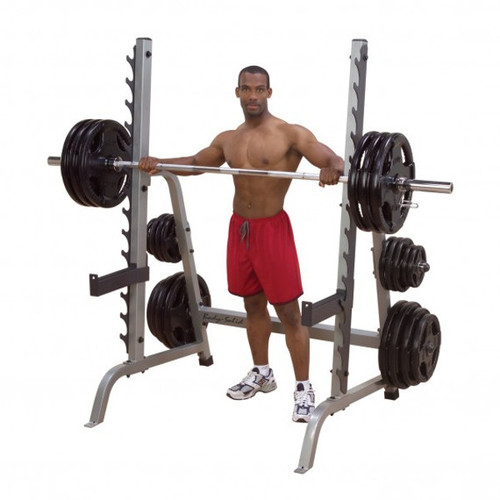 Gpr370 Multi Press Rack