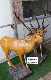Deer Statue