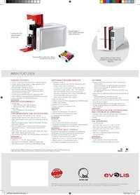 Evolis Primacy Card Printer (The Fast and Versatile Card Printer)