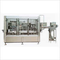 SS Fully Automatic Bottling Machine