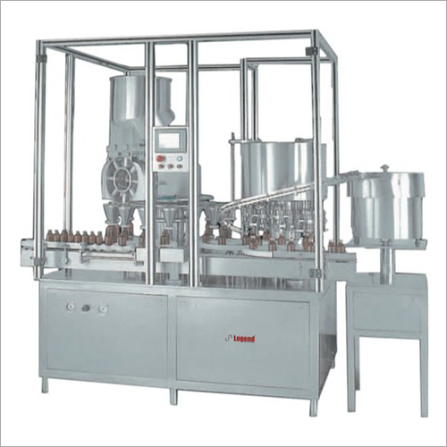 Semi Auto Bottling Machine