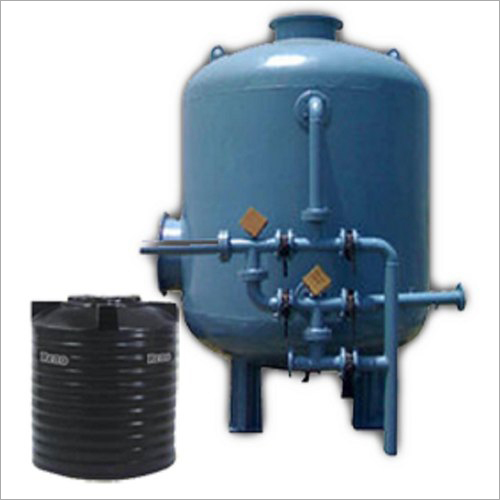 Industrial Water Softener