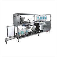 Fully Automatic Filling Capping Washing Rinsing Machine