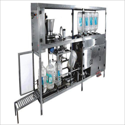 Fully Automatic 20 Ltrs Jar Washing Machine