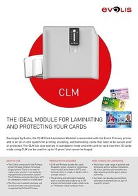 CLM - Card Lamination Module (The Ideal Module for Laminating and Protecting Your Cards)