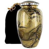 Urn By Brassworld India