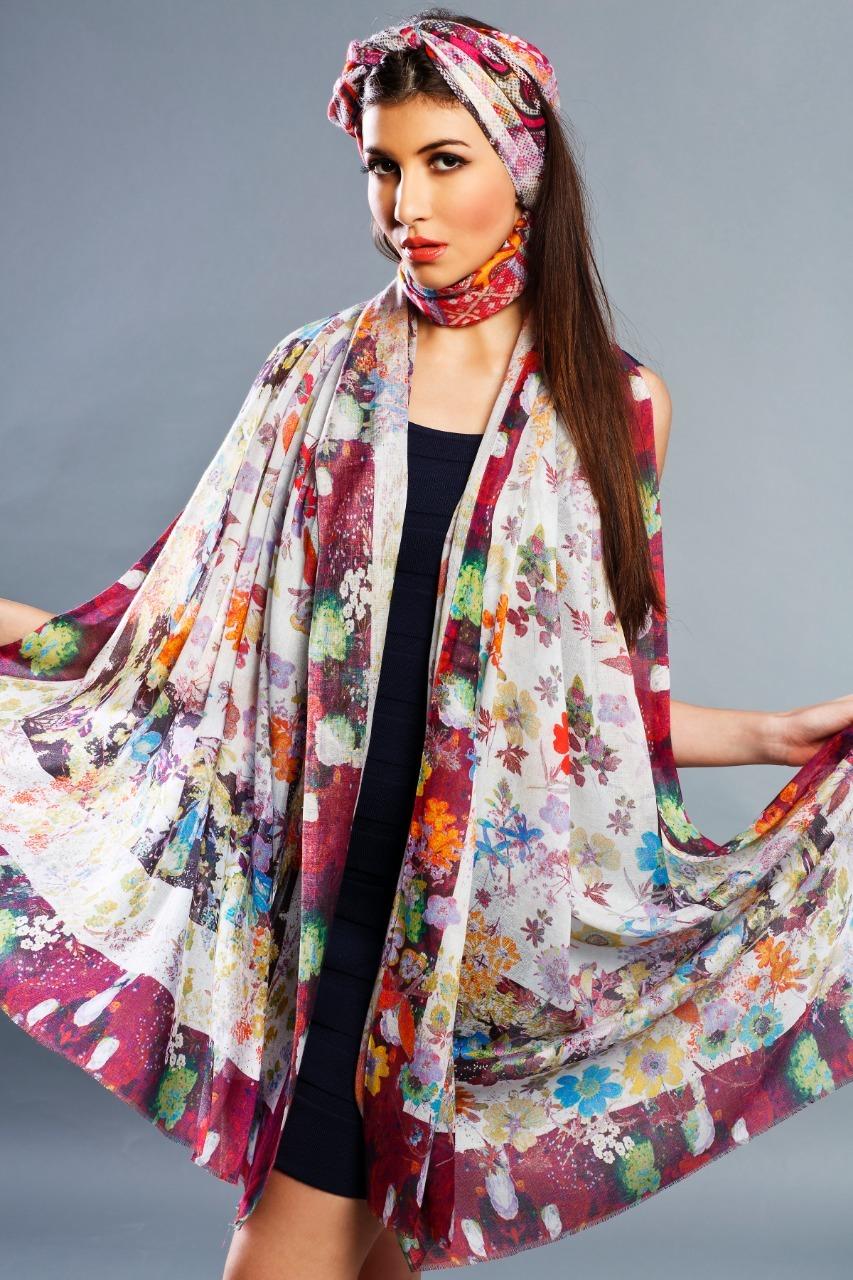 Women Wool Shawls