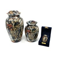 Aluminium Cremation Urn For Ashes