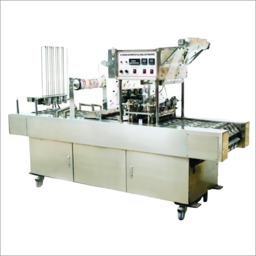4 Line Automatic Cup Glass Filling Sealing Machine