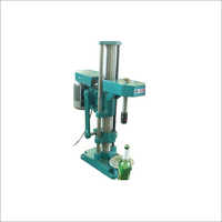Motorized Crown Capping Machine