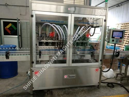 Ghee Filling Machine