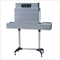 Electric Heating Label Shrink Tunnel Machine