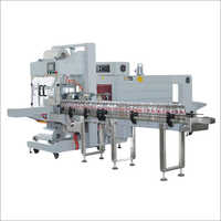 Automatic Tunnel Pusher Sleeve Wrapper Machine
