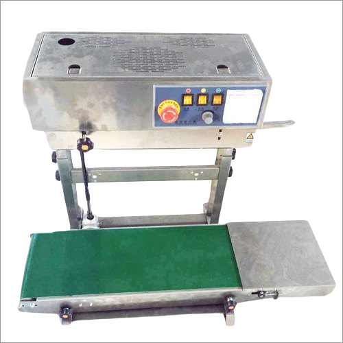 Heavy Pouch Band Sealing Machine