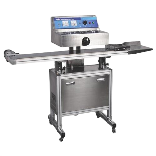 Continuous Aluminium Foil Induction Sealing Machine