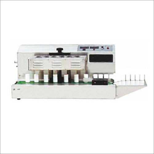 Table Top Continuous Aluminum Foil Induction Sealing Machine