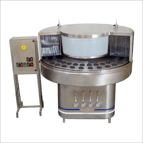 Bottle Washing Rinsing Machine
