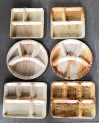 oval areca plate