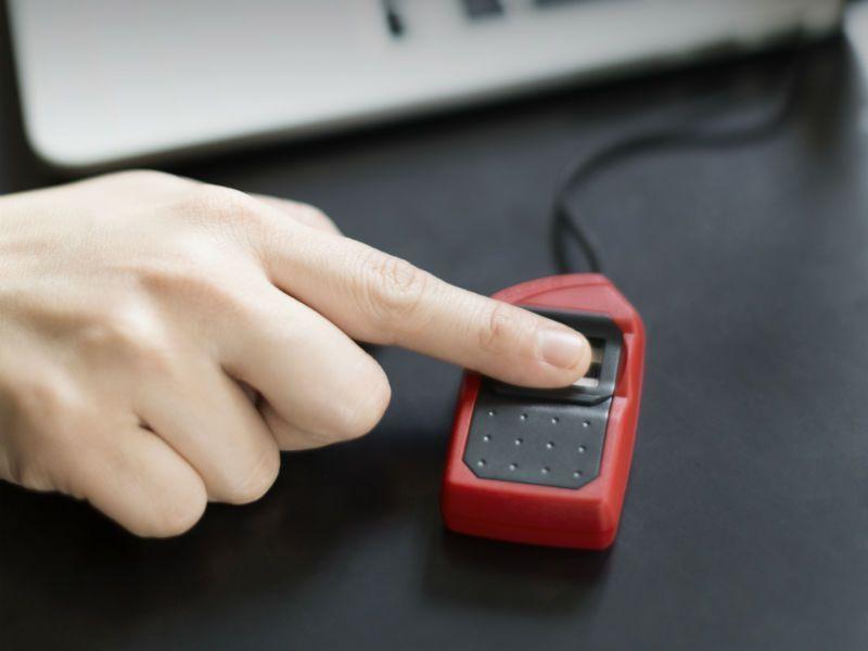 Morpho Icons- MSO-1300 E3 Biometric Fingerprint