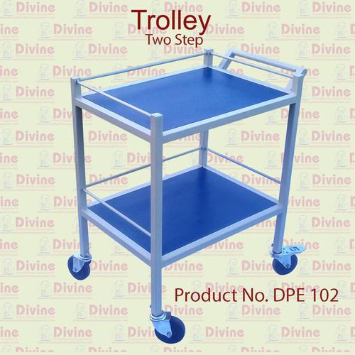 Trolley  2 Steps
