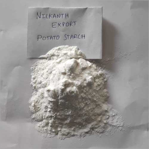 Industry grade potato starch
