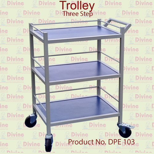 Trolley 3 Steps