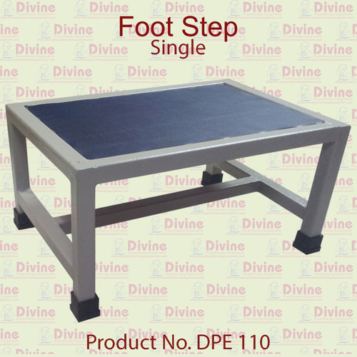 Single Foot Step