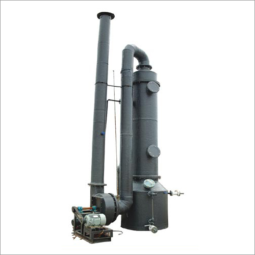 Acid Fume Scrubber - Manufacturers & Suppliers, Dealers