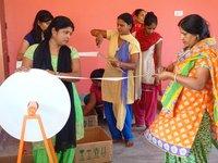 Training Photo of Dhampur U.P