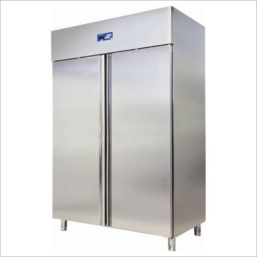Double Door Commercial Refrigerator