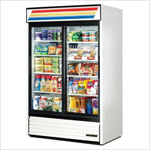 Commercial Glass Door Refrigerator