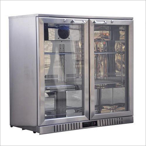 Cooler Stainless Steel Refrigerator